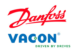Danfos and Vacon logos