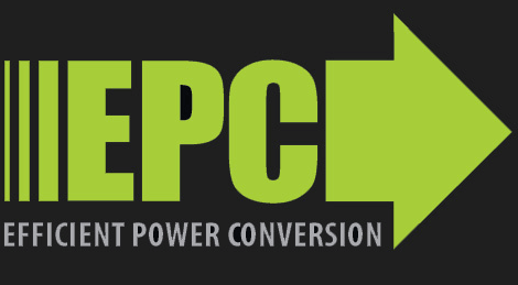 EPC corporation logo GaN power semiconductor company
