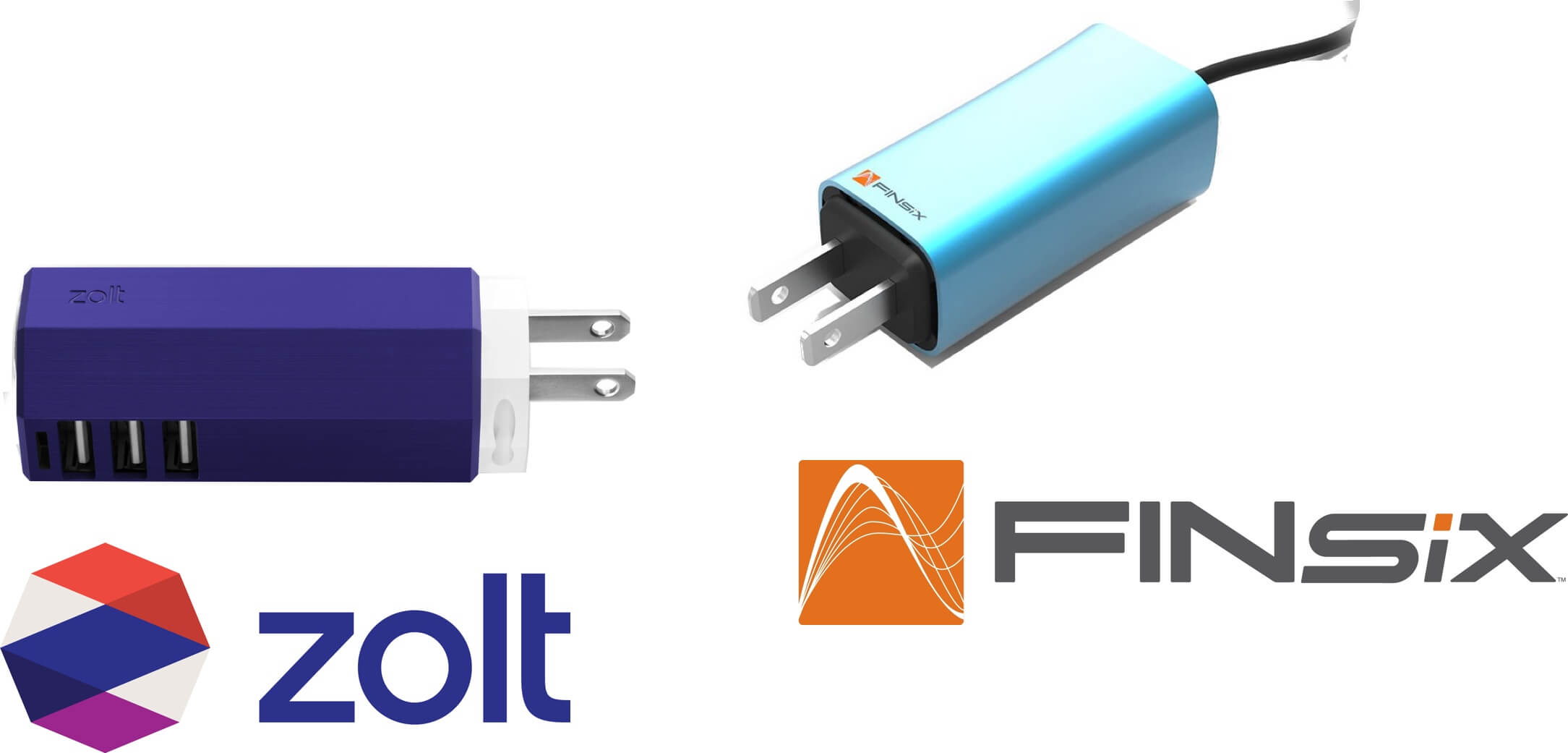 Zolt and finsix dart Gallium nitride based power supplies