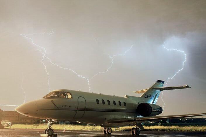 Raytheon lightning protection Silicon carbide