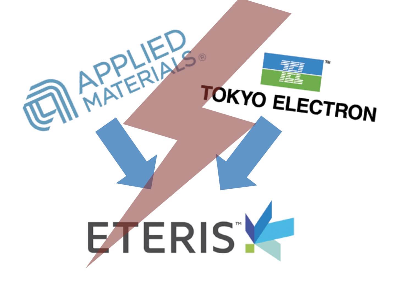 Applied materials tokyo electron merger brake