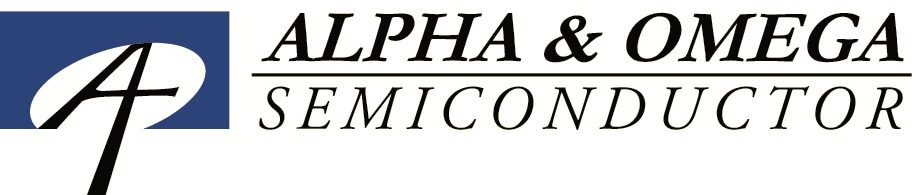 Alpha and omega semiconductor logo