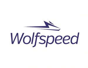 Wolfspeed logo GaN SiC Cree power RF