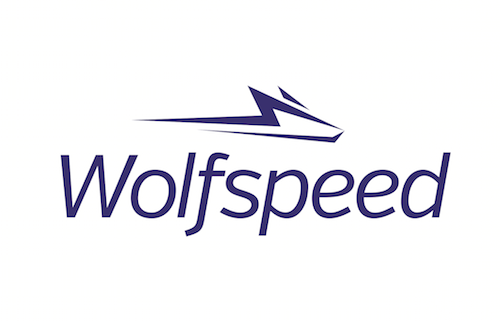 Wolfspeed logo GaN SiC Cree power RF