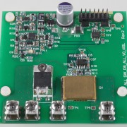 VisIC GaN evaluation board