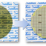 Sanken electric SiC wafer