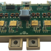 CISSOID SiC power module Avionics more electric aircraft