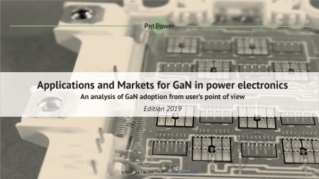 GaN in Power Electronics market report front cover