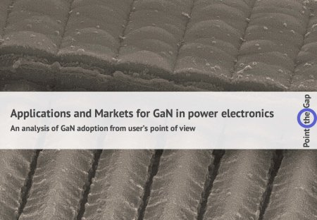 Market report Gallium Nitride GaN for Power electronics applications