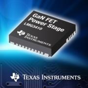 Texas instruments GaN 600V FET driver Gallium Nitride