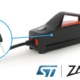SiC Silicon carbide mosfet stmicroelectronics zapt ev electric car charger