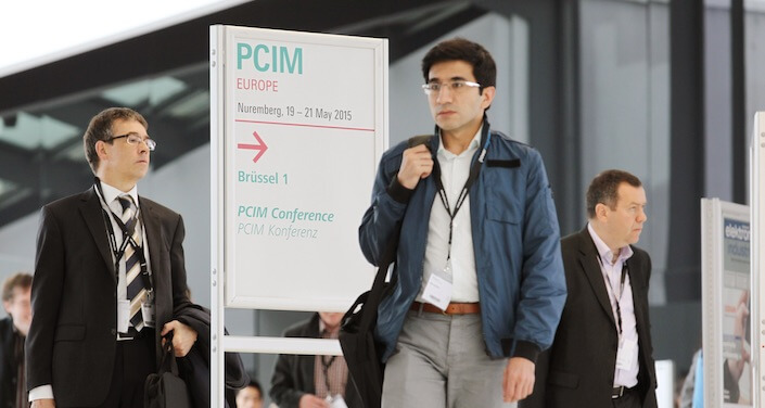 PCIM power electronics conference coverage news and update