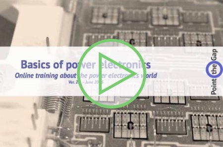 Basics of Power electronics online course