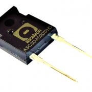 Ascatron Diode SiC devices