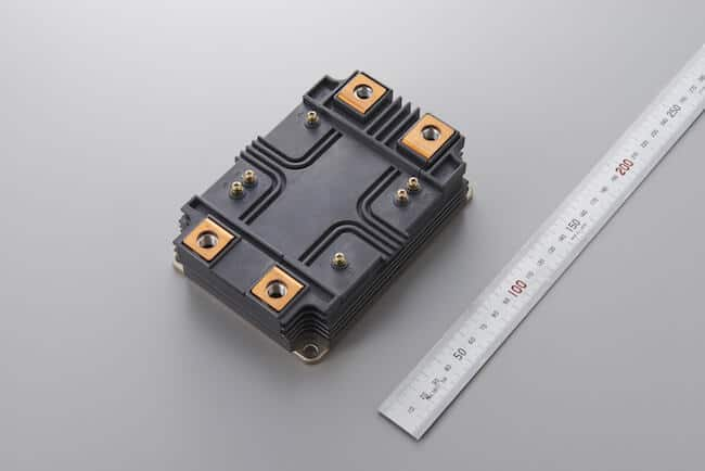 Mitsubishi Electric SiC Power Module