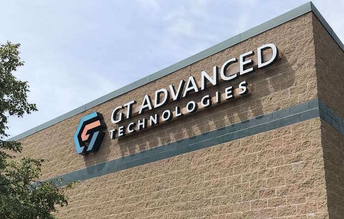 GT Advanced Technologies Hudson SiC production site
