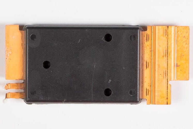 Boschmann AG sintered modules - Similar to ST Microelectronics SiC modules for Tesla
