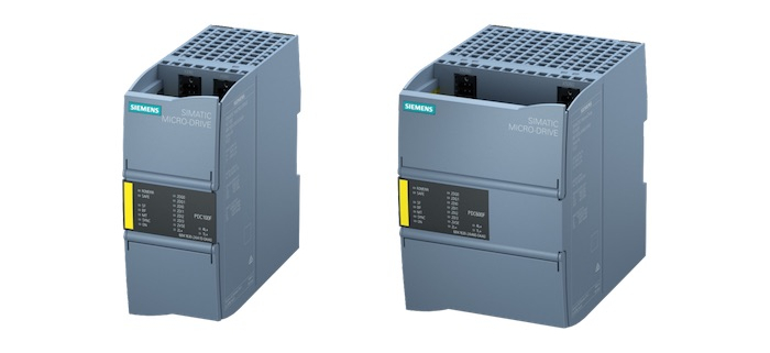Siemens Microdrive GaN devices