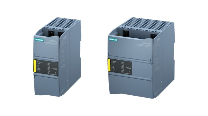 Siemens Microdrive GaN devices