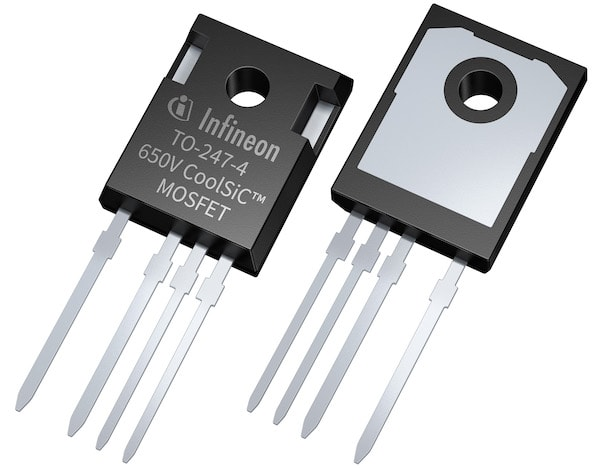 Infineon 650V CoolSiC MOSFET