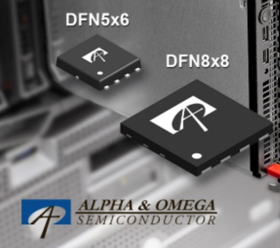 alpha and omega semiconductor alphamos5 Super juction MOSFET